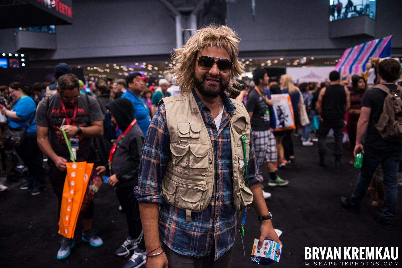 New York Comic Con 2017: Sunday – 10.8.17 (29)