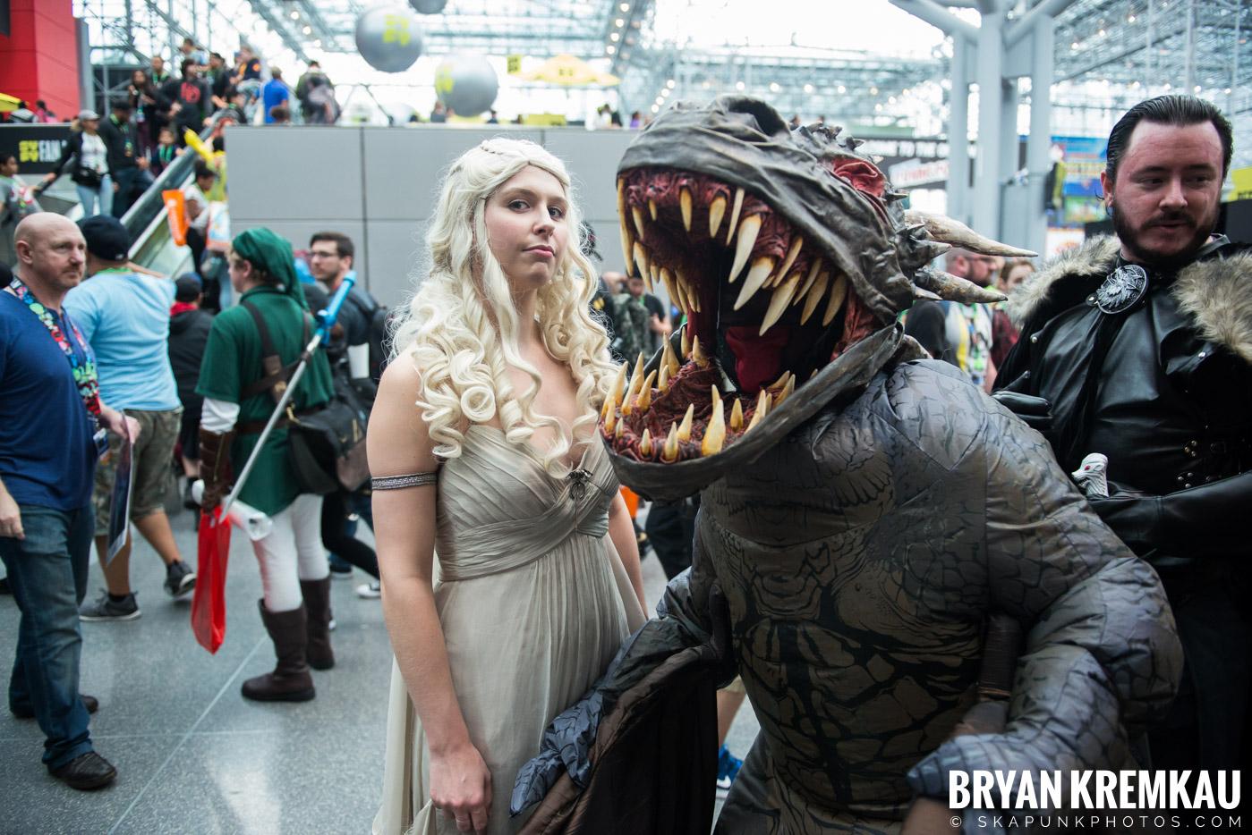New York Comic Con 2017: Sunday – 10.8.17 (27)