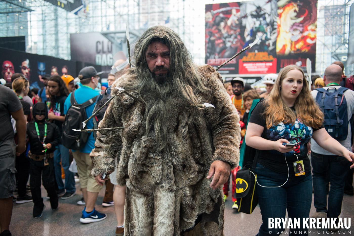 New York Comic Con 2017: Sunday – 10.8.17 (25)