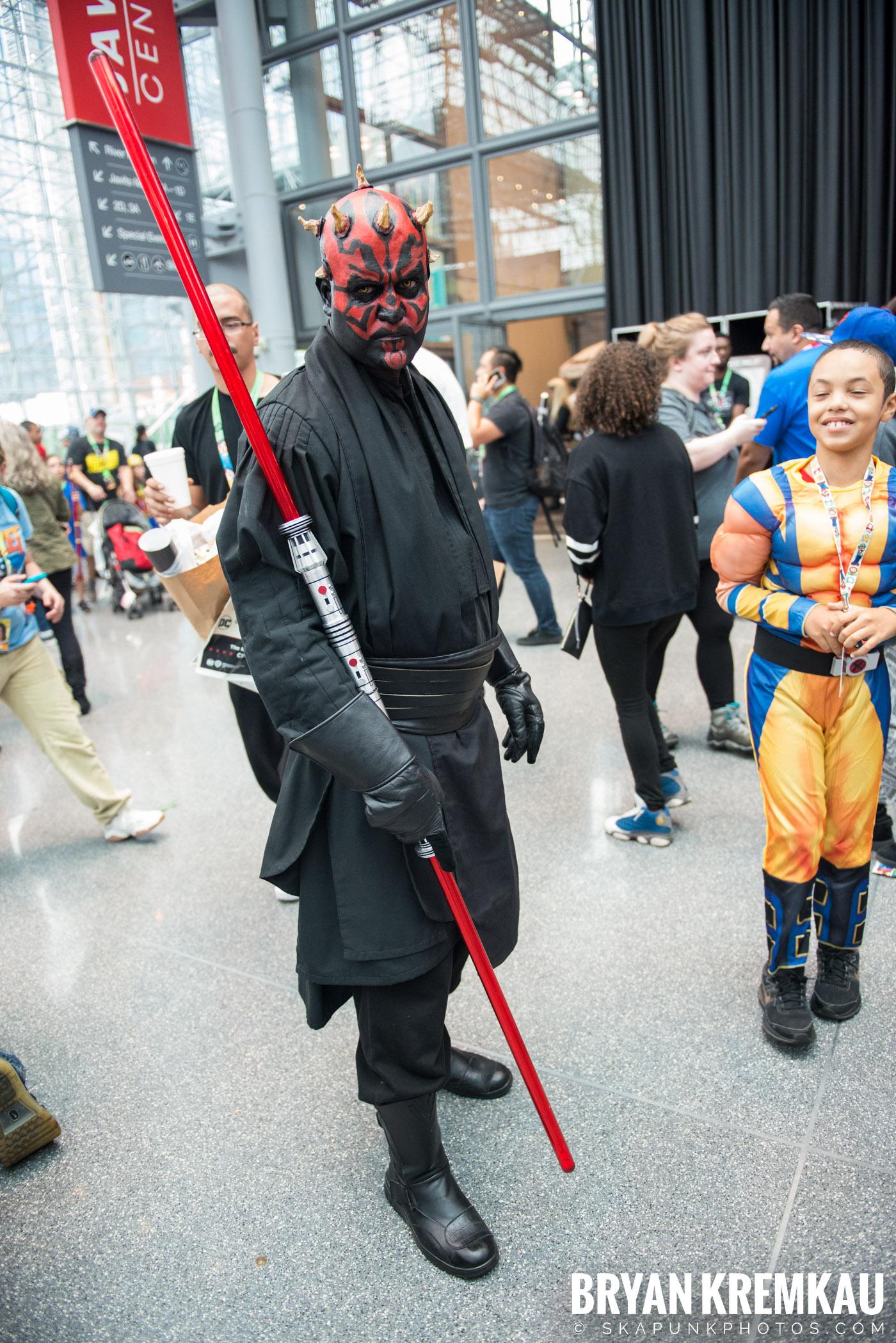 New York Comic Con 2017: Sunday – 10.8.17 (23)