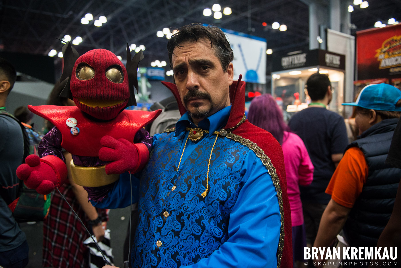 New York Comic Con 2017: Sunday – 10.8.17 (20)