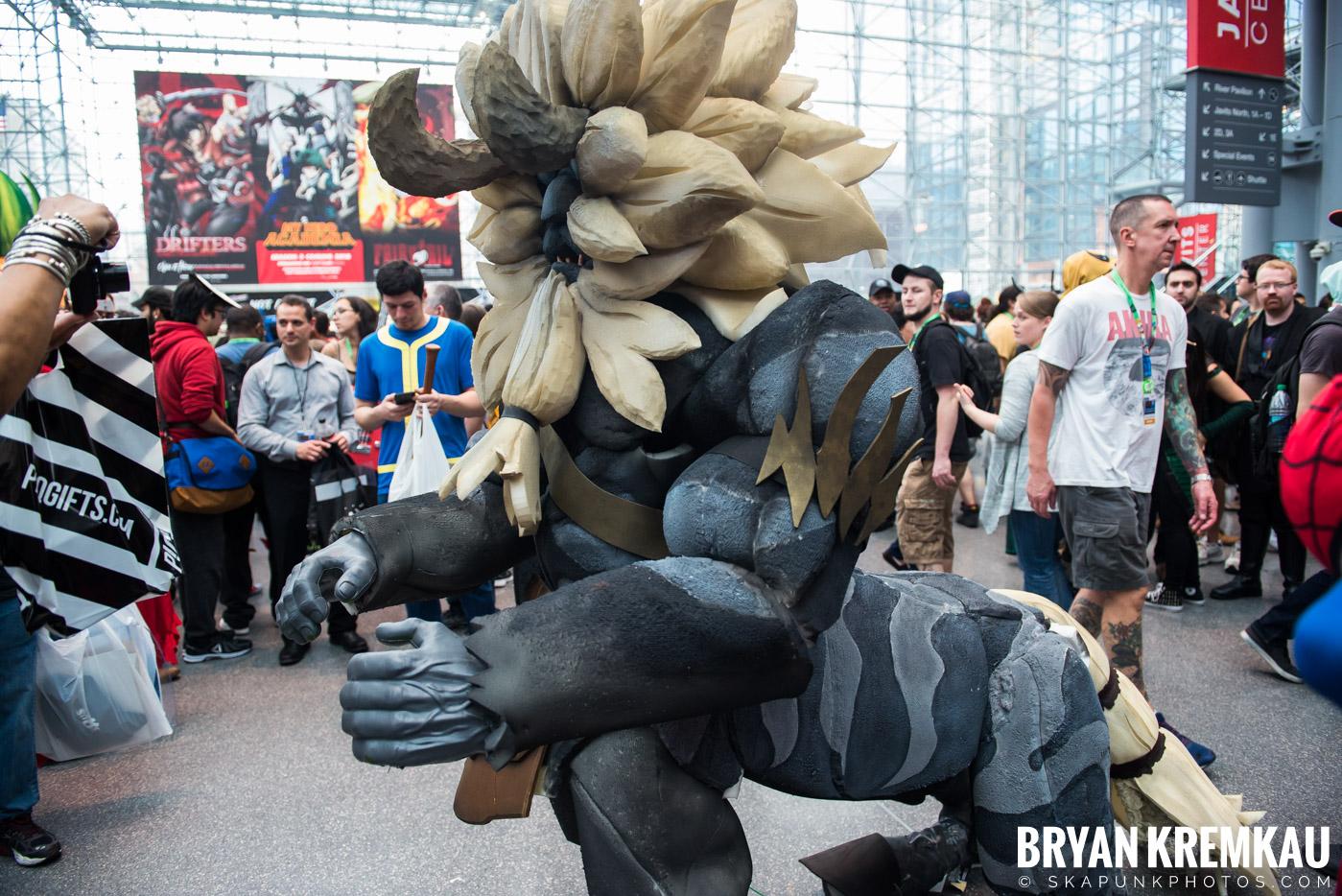 New York Comic Con 2017: Sunday – 10.8.17 (15)