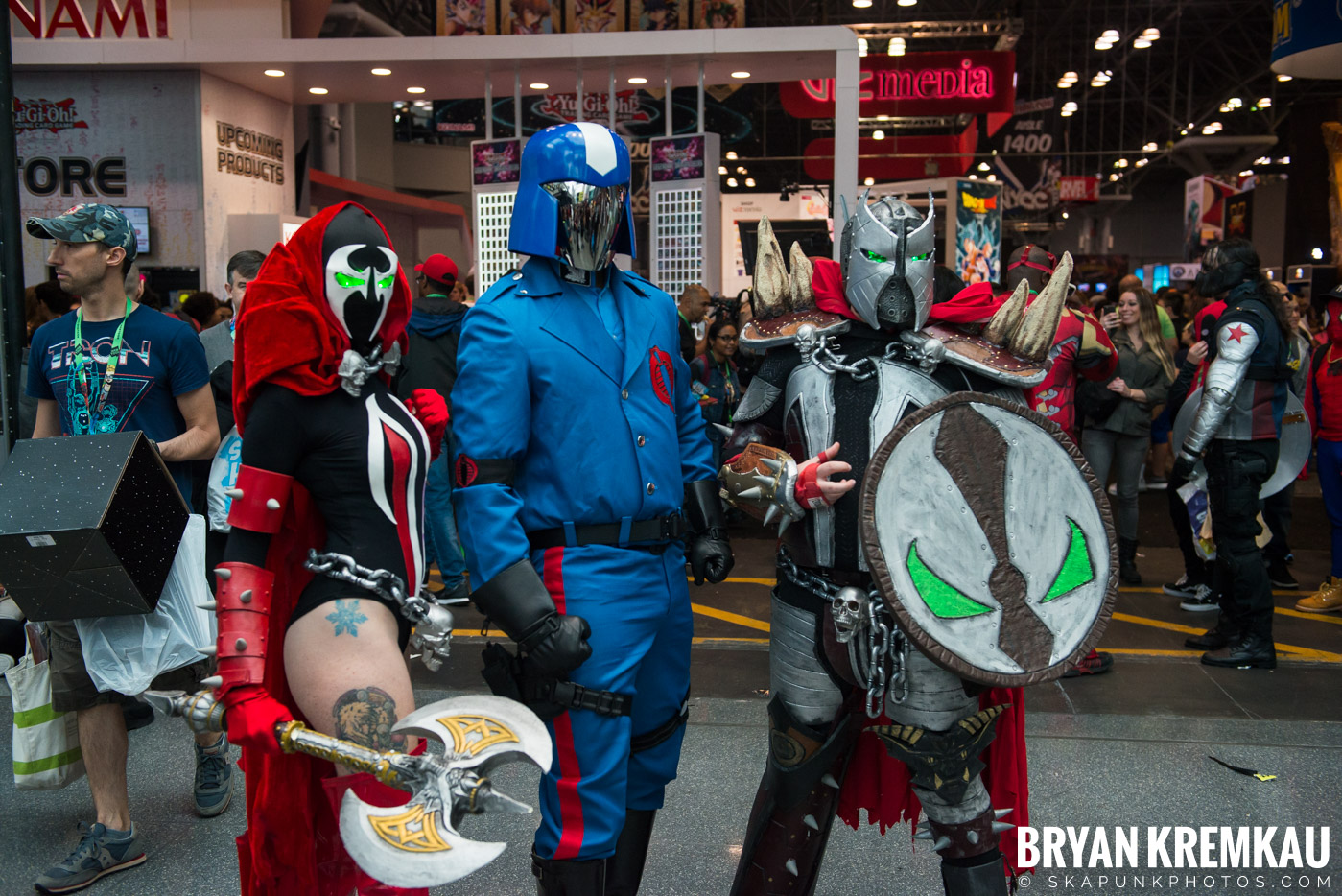 New York Comic Con 2017: Sunday – 10.8.17 (13)