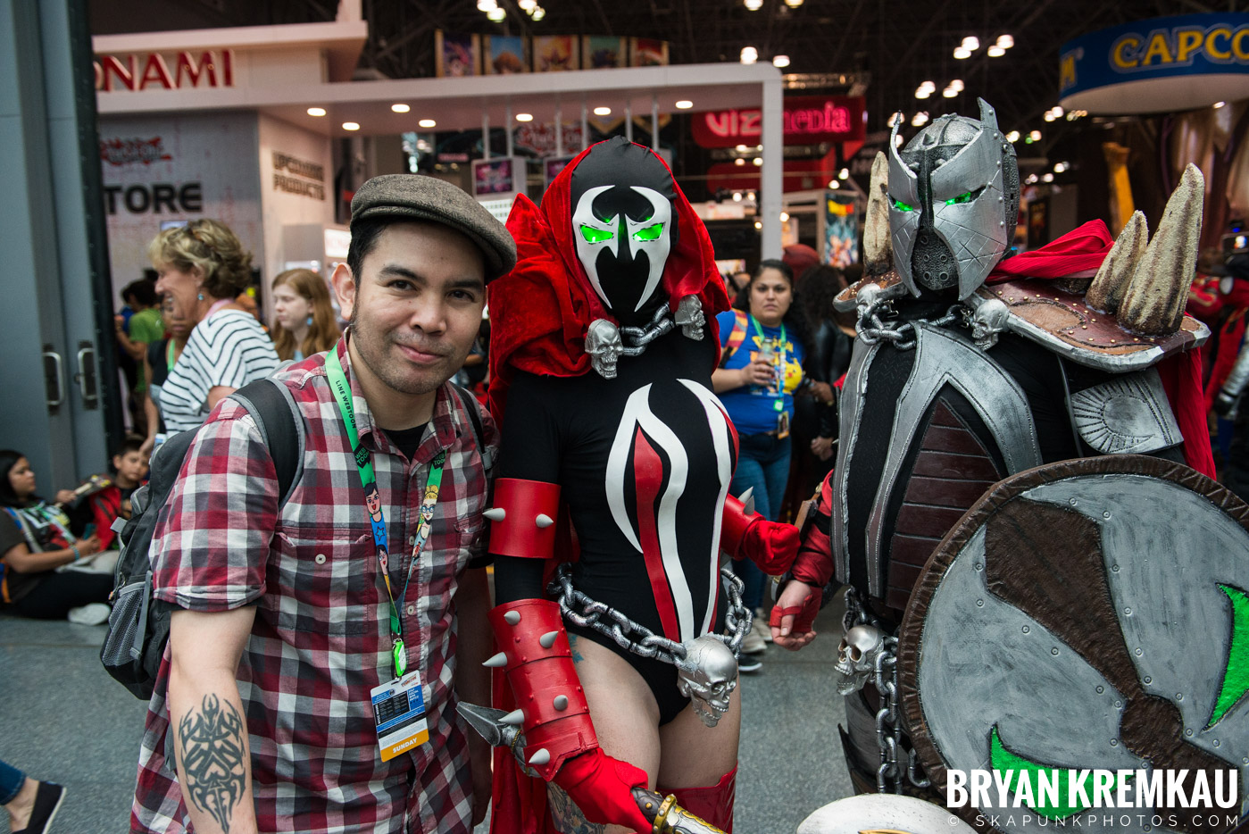 New York Comic Con 2017: Sunday – 10.8.17 (12)