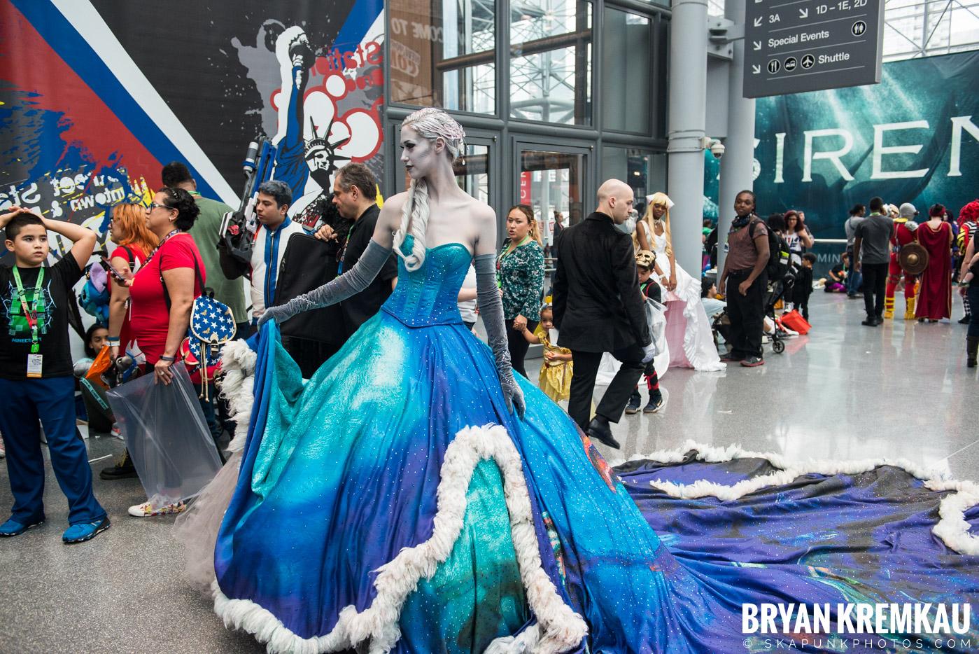 New York Comic Con 2017: Sunday – 10.8.17 (11)