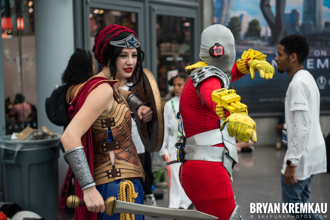 New York Comic Con 2017: Sunday – 10.8.17 (9)