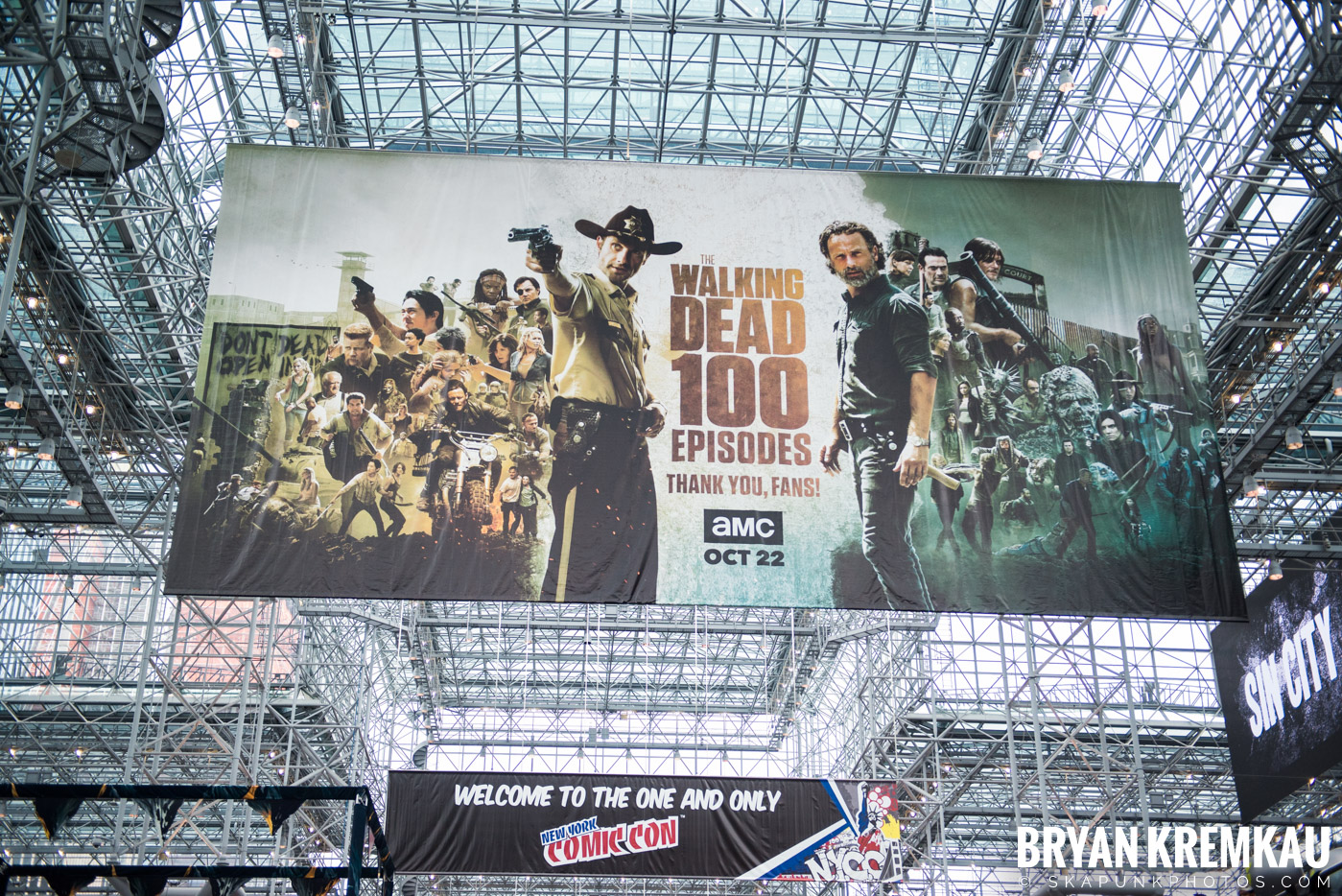 New York Comic Con 2017: Sunday – 10.8.17 (7)