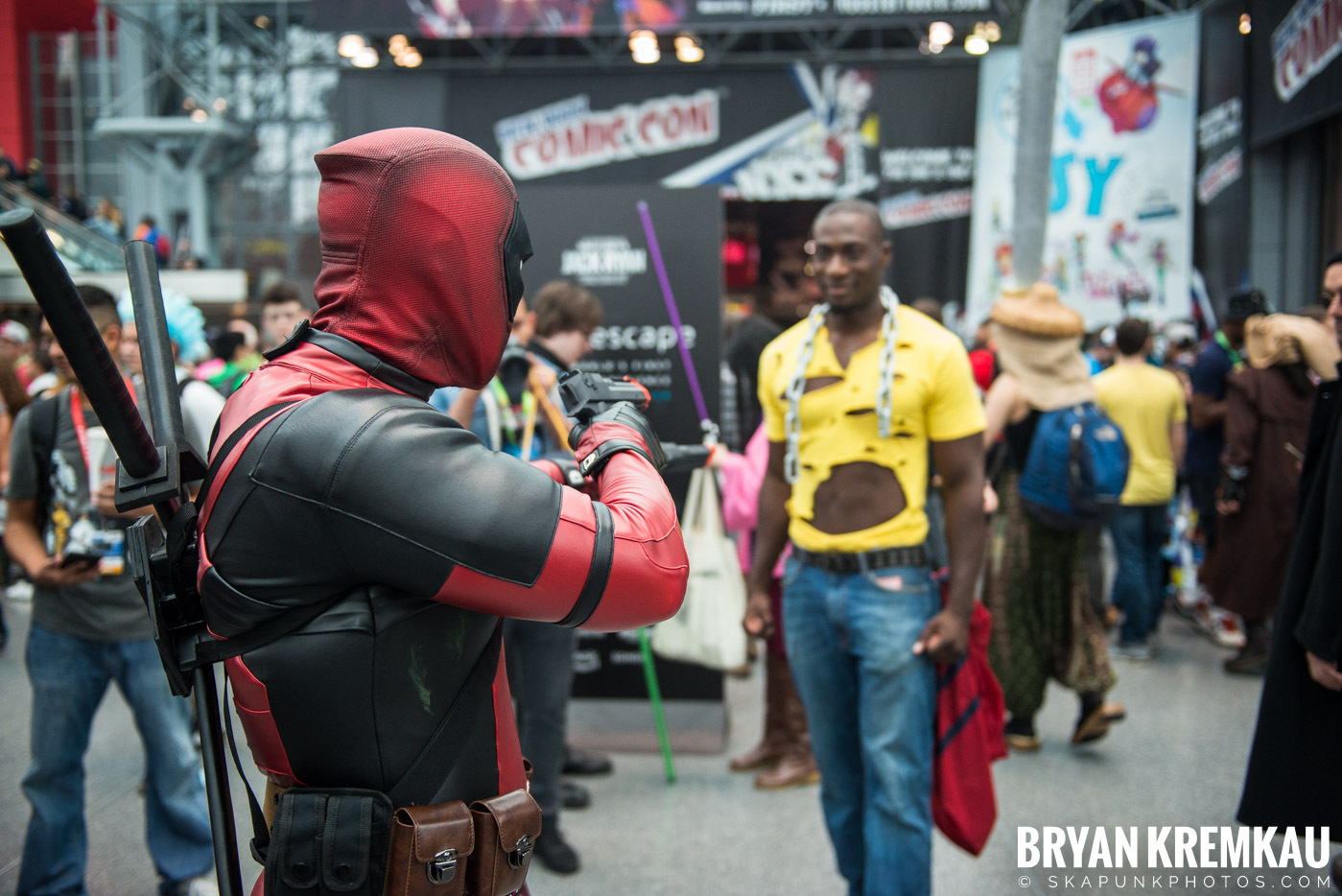 New York Comic Con 2017: Sunday – 10.8.17 (6)