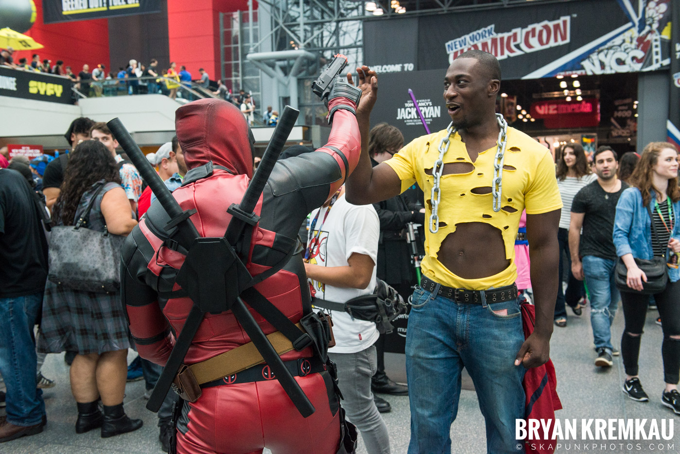 New York Comic Con 2017: Sunday – 10.8.17 (5)