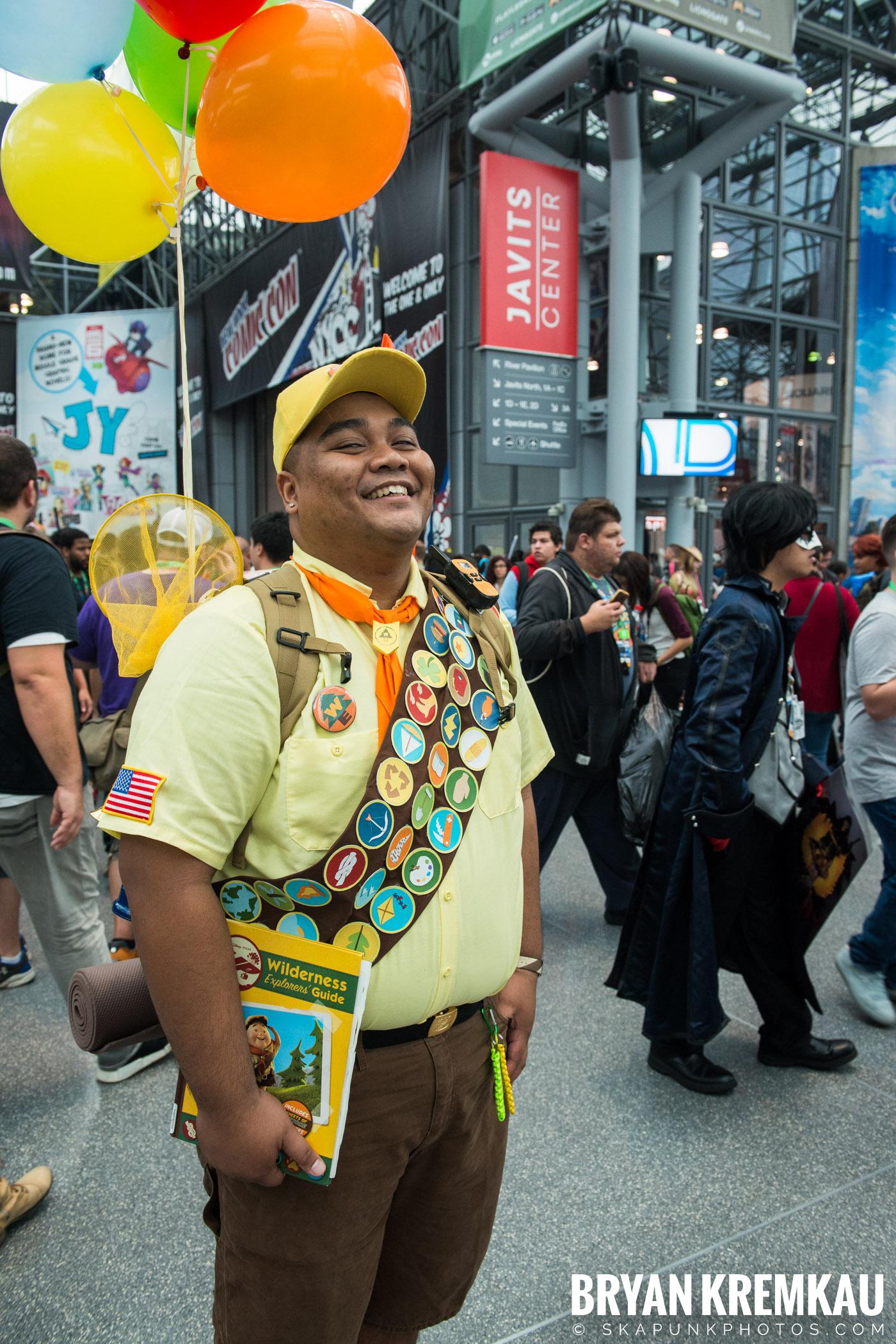 New York Comic Con 2017: Sunday – 10.8.17 (4)