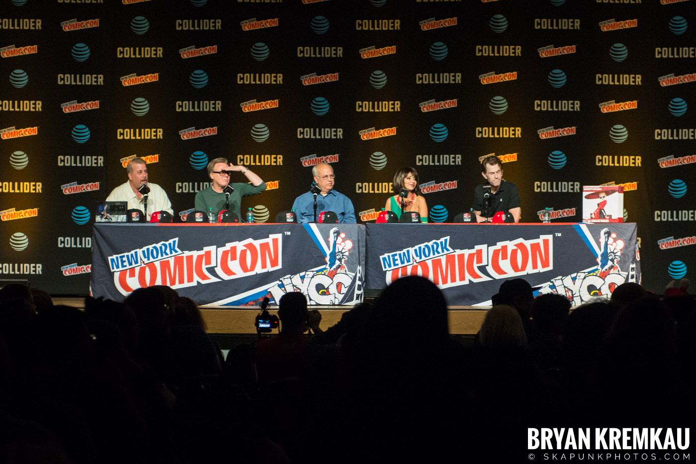 New York Comic Con 2017: Sunday – 10.8.17 (2)
