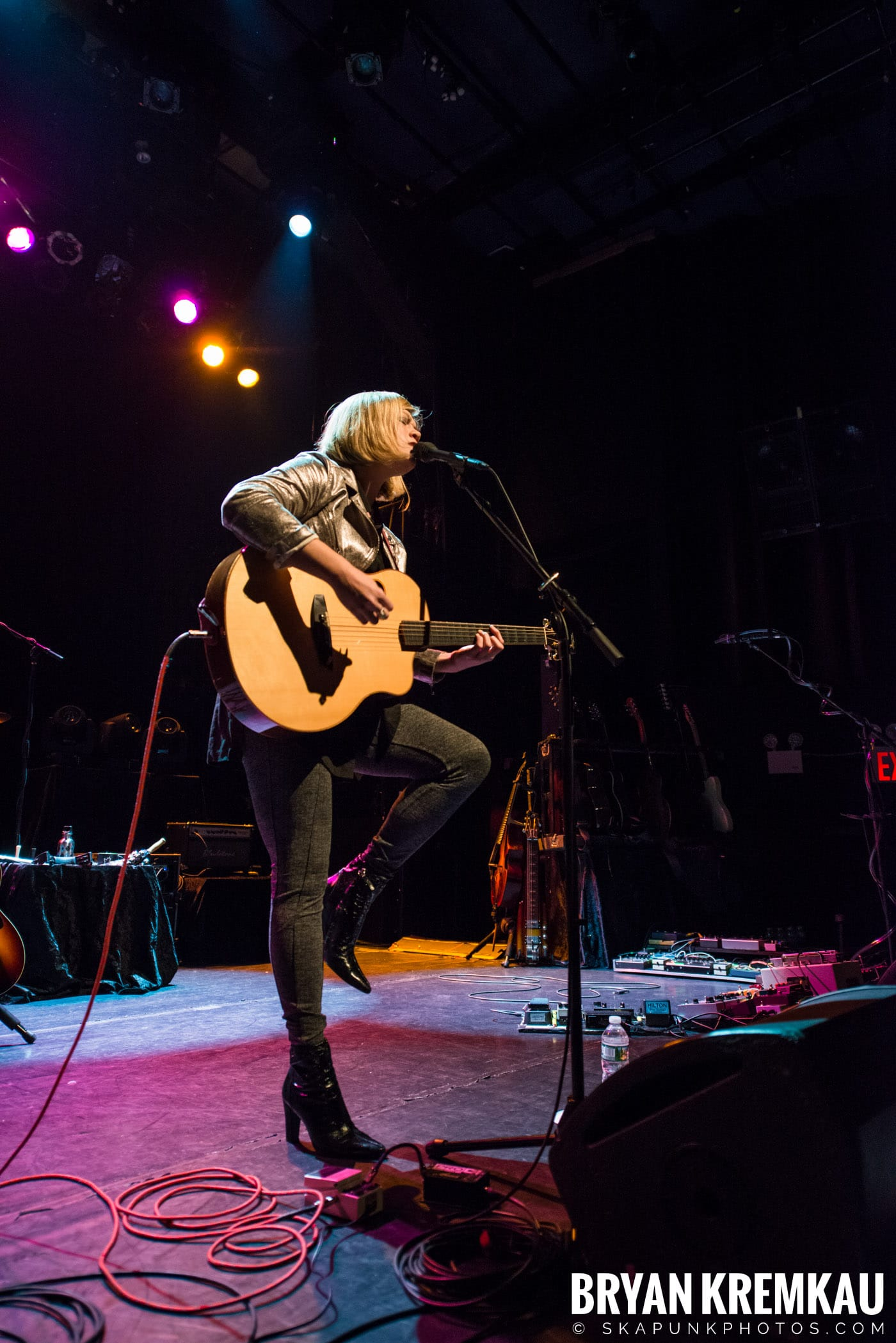 Liz Longley @ Gramercy Theatre, NYC - 11.17.17 (7)