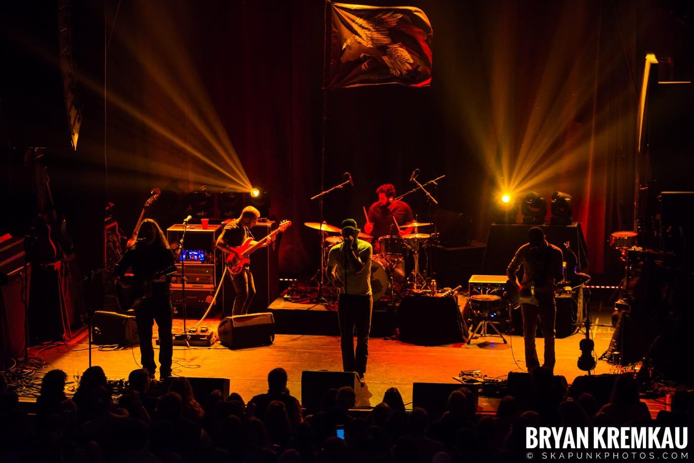 Carbon Leaf @ Gramercy Theatre, NYC - 11.17.17 (27)