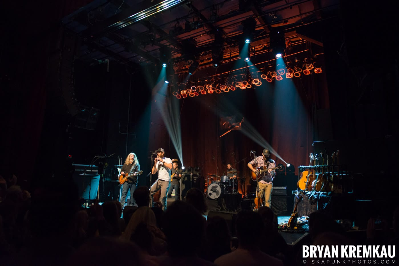 Carbon Leaf @ Gramercy Theatre, NYC - 11.17.17 (15)