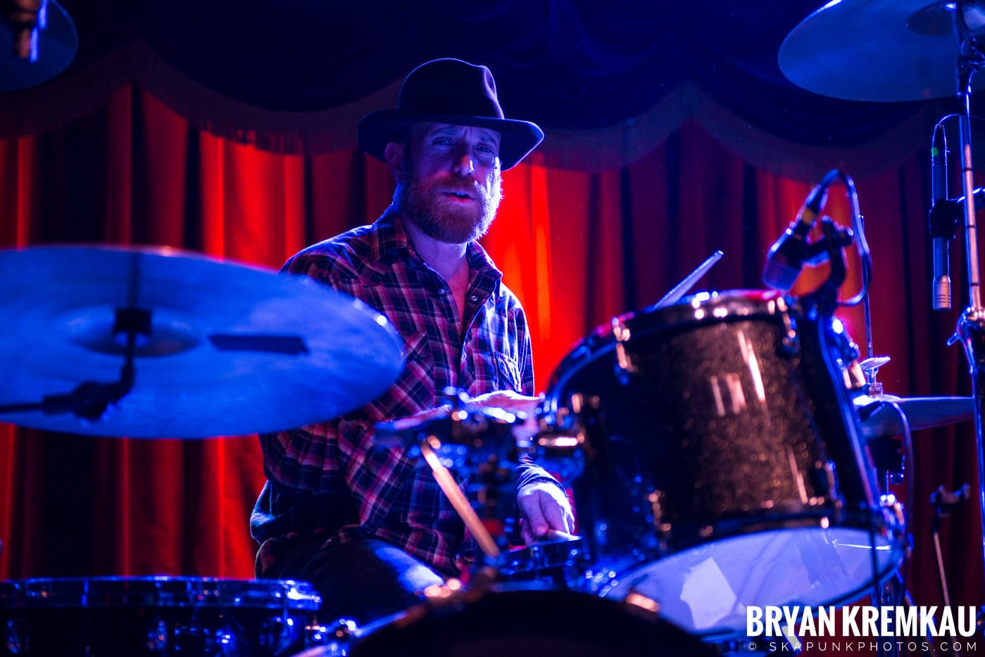 The White Buffalo @ Brooklyn Bowl, Brooklyn, NY - 12.10.17 (30)