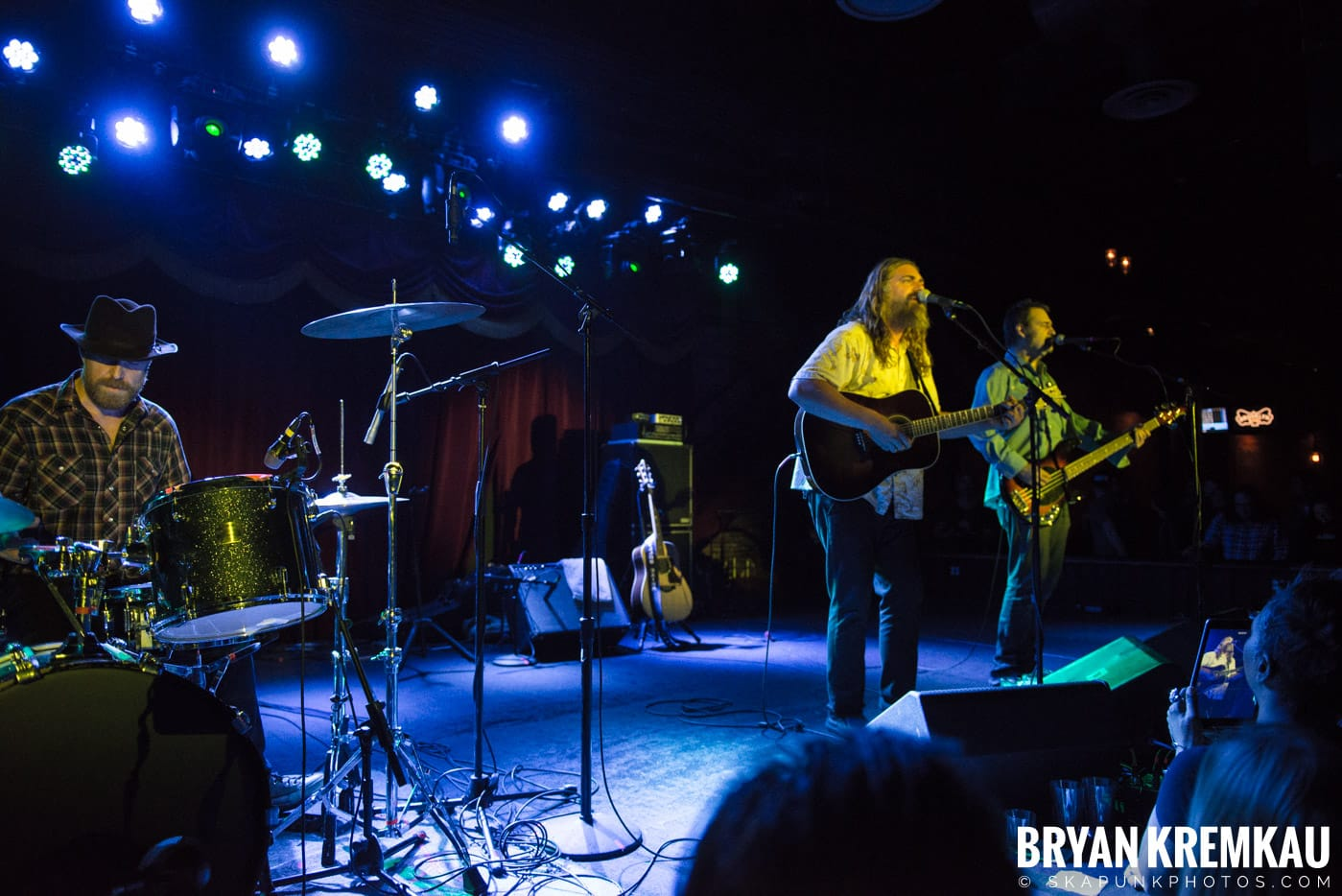 The White Buffalo @ Brooklyn Bowl, Brooklyn, NY - 12.10.17 (20)