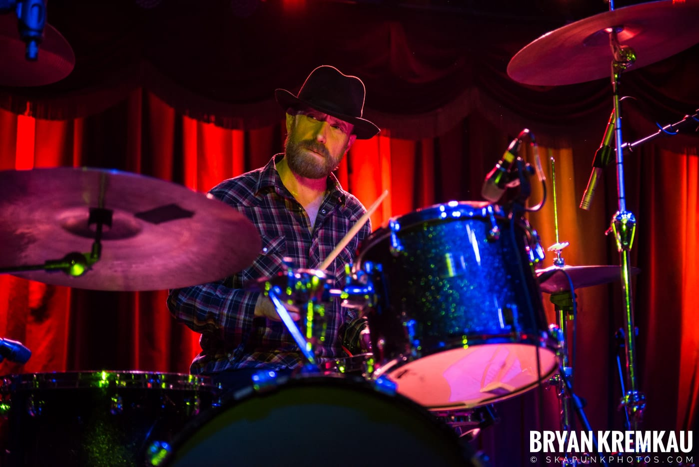 The White Buffalo @ Brooklyn Bowl, Brooklyn, NY - 12.10.17 (19)