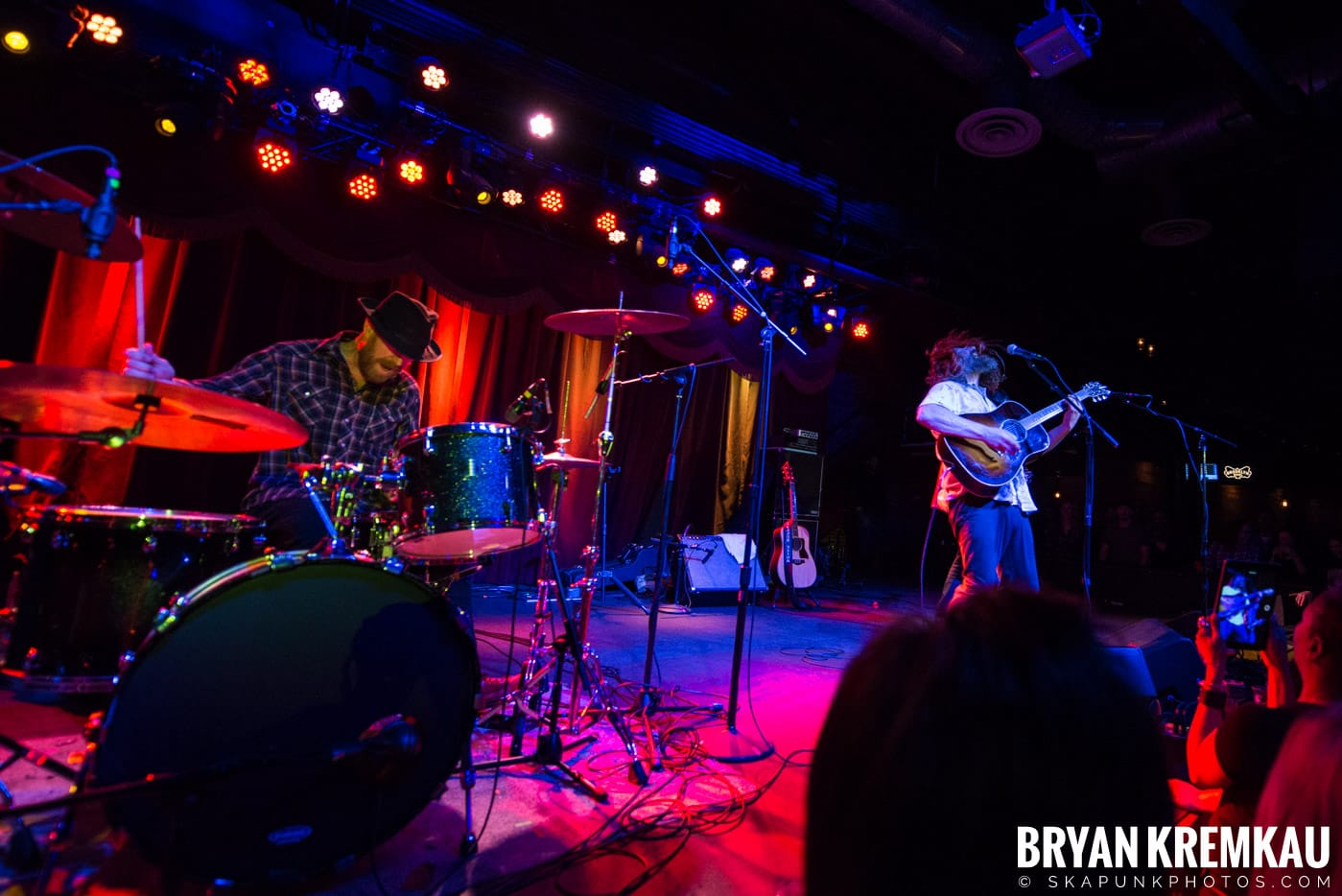 The White Buffalo @ Brooklyn Bowl, Brooklyn, NY - 12.10.17 (17)