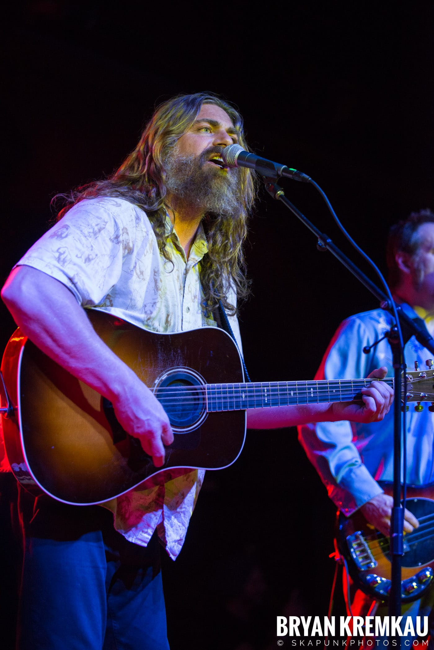 The White Buffalo @ Brooklyn Bowl, Brooklyn, NY - 12.10.17 (16)