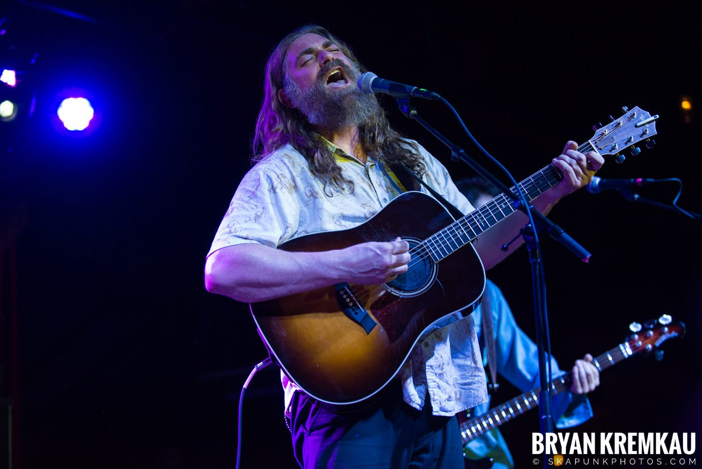 The White Buffalo @ Brooklyn Bowl, Brooklyn, NY - 12.10.17 (13)