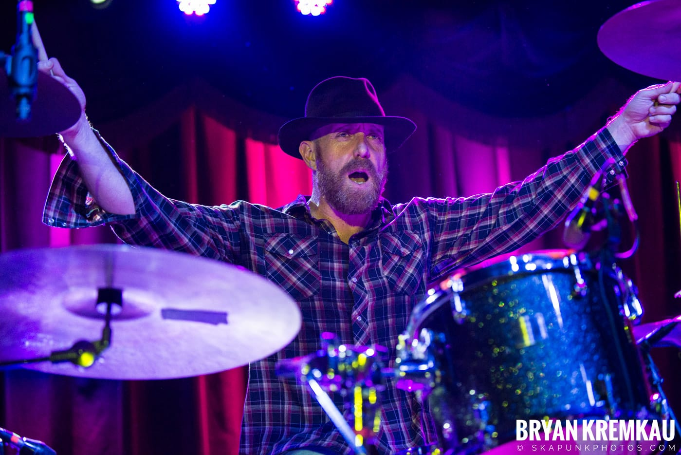 The White Buffalo @ Brooklyn Bowl, Brooklyn, NY - 12.10.17 (11)