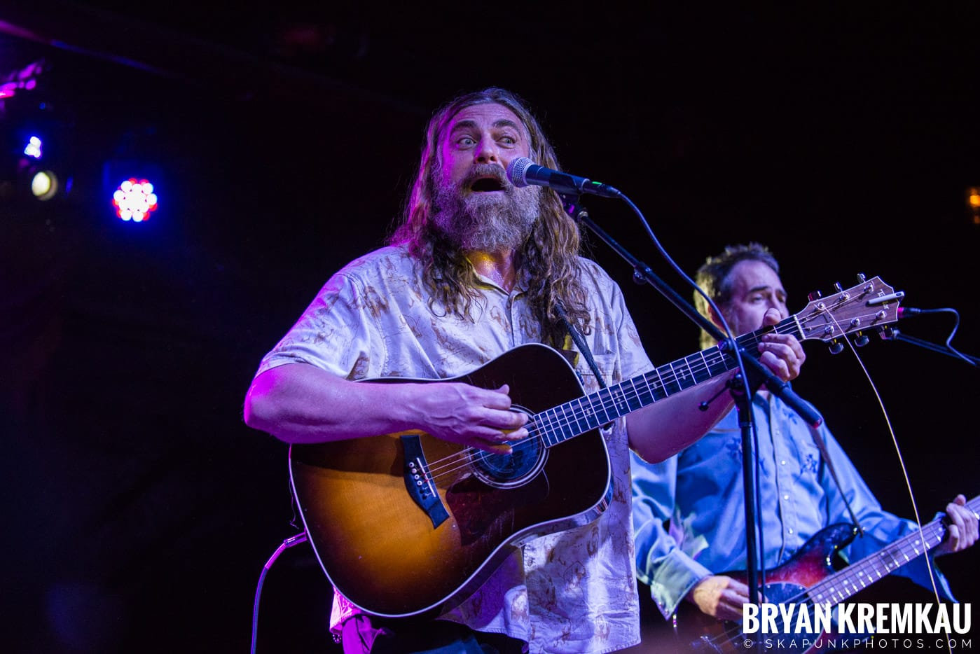 The White Buffalo @ Brooklyn Bowl, Brooklyn, NY - 12.10.17 (10)