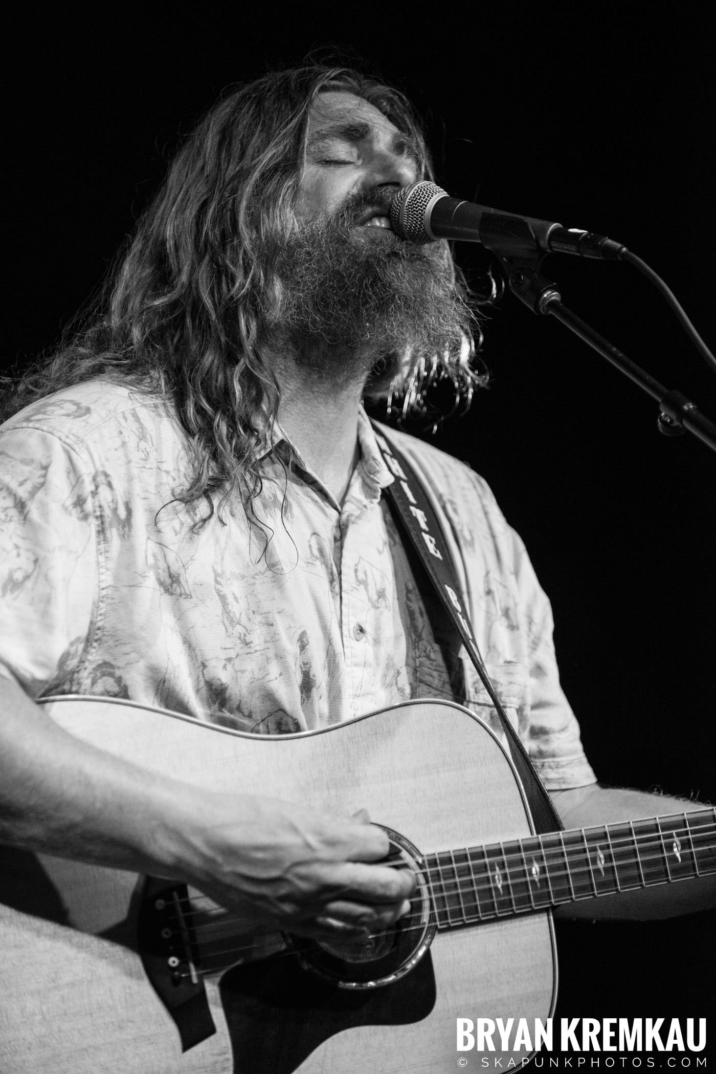 The White Buffalo @ Brooklyn Bowl, Brooklyn, NY - 12.10.17 (9)
