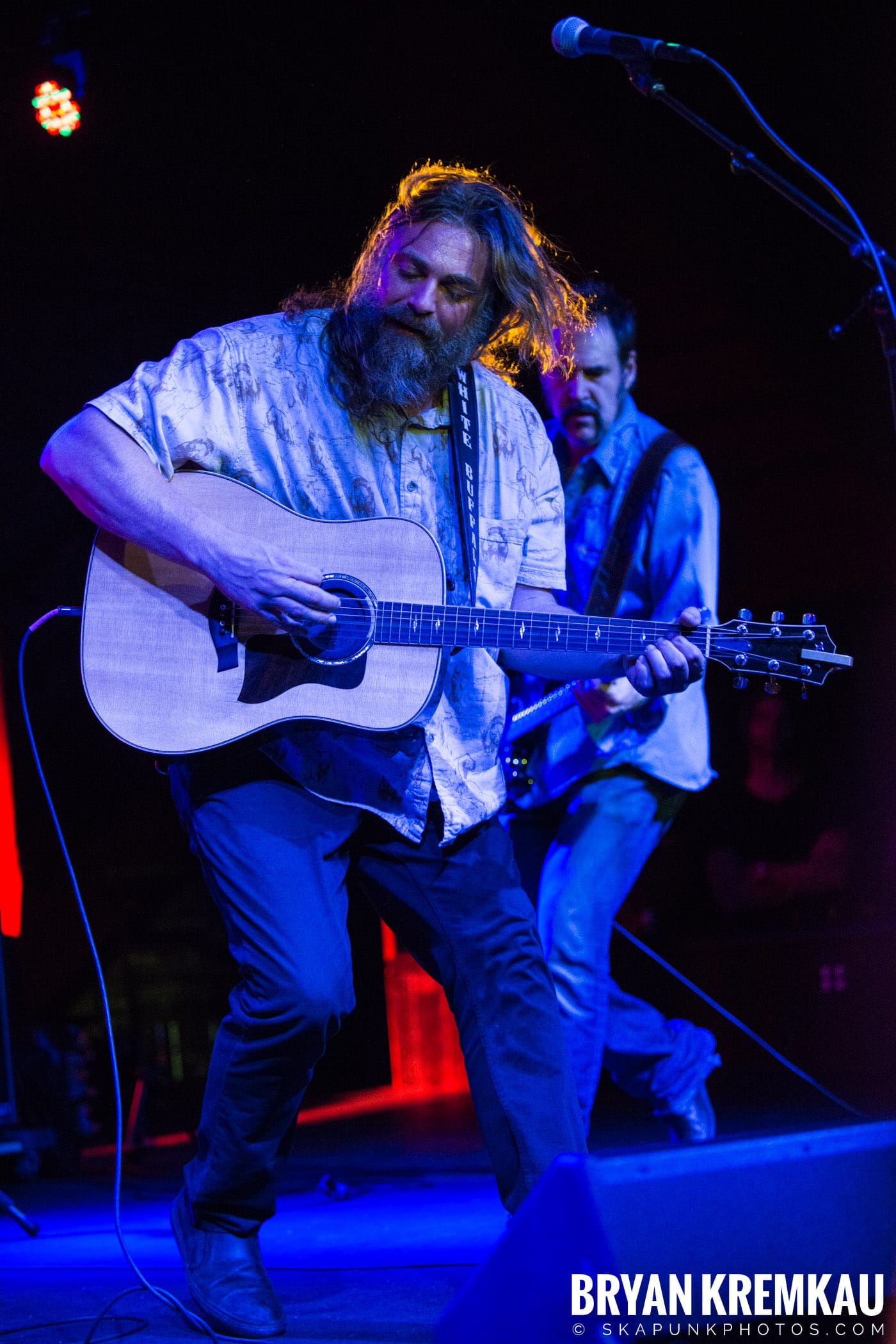 The White Buffalo @ Brooklyn Bowl, Brooklyn, NY - 12.10.17 (8)