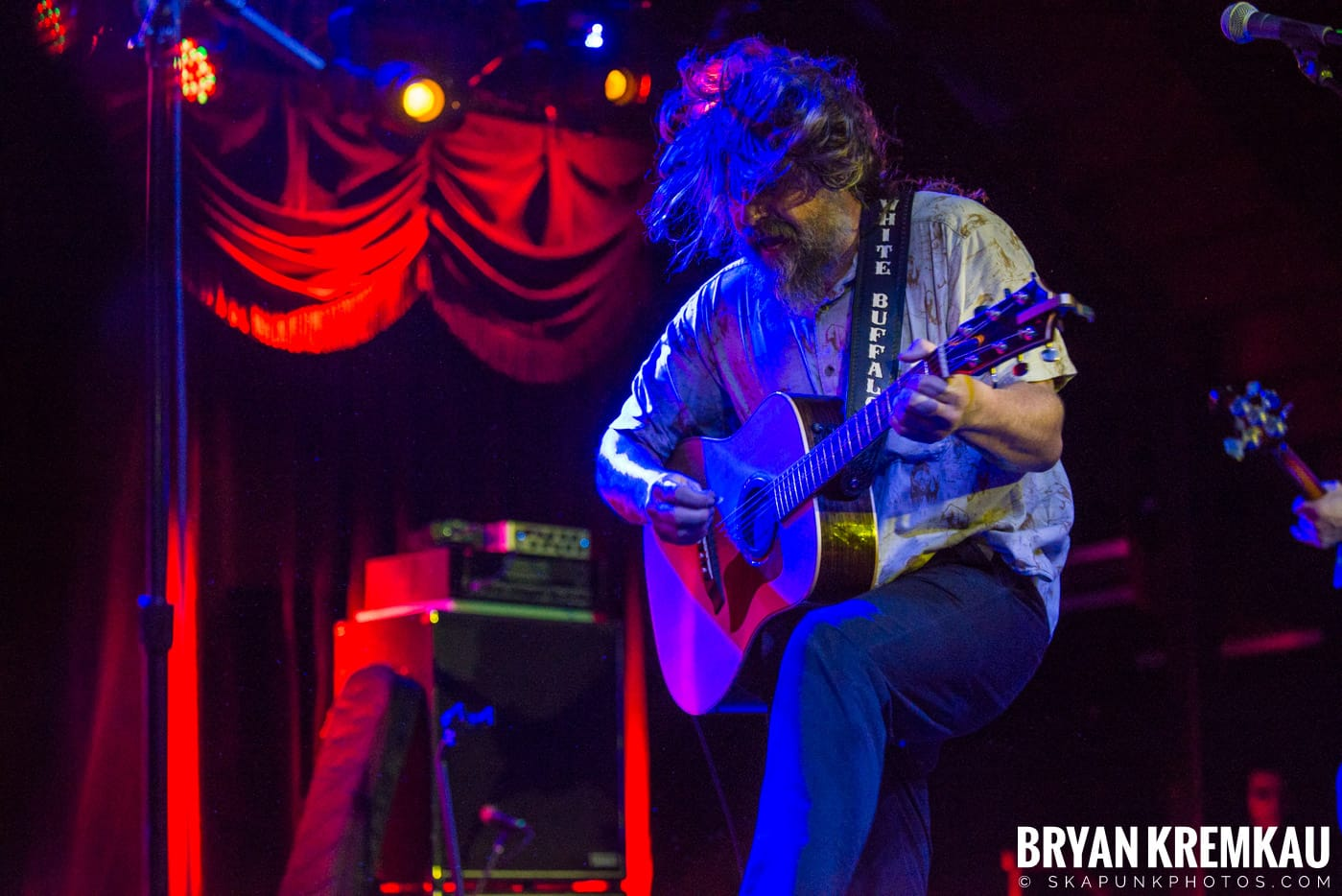 The White Buffalo @ Brooklyn Bowl, Brooklyn, NY - 12.10.17 (7)