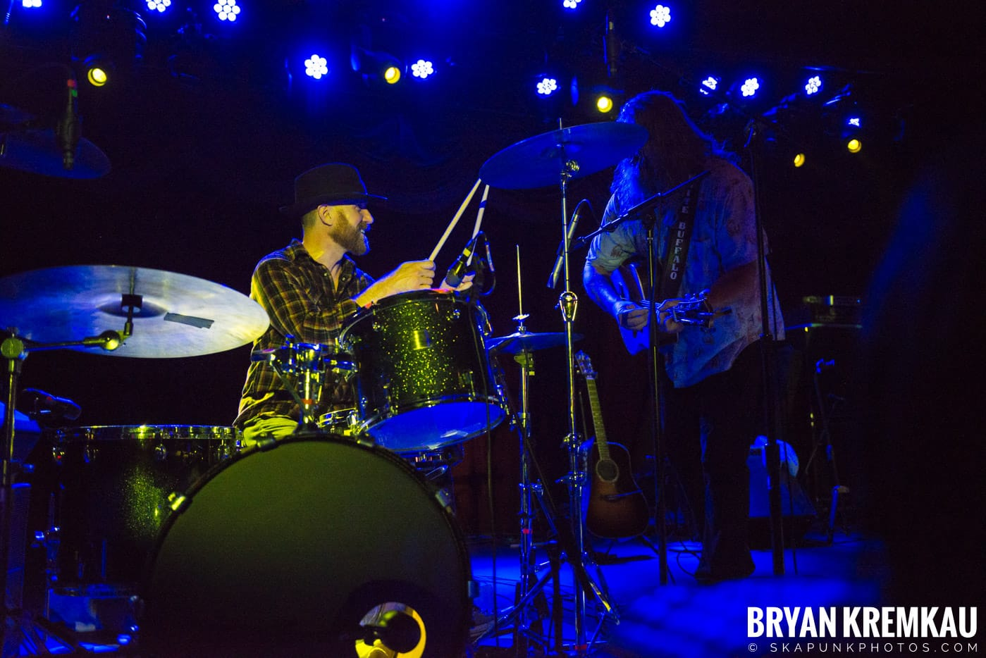 The White Buffalo @ Brooklyn Bowl, Brooklyn, NY - 12.10.17 (6)