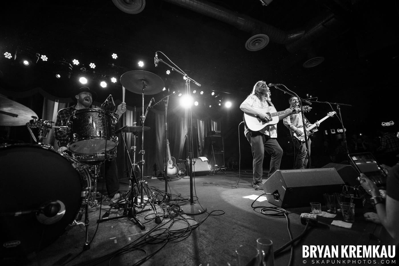 The White Buffalo @ Brooklyn Bowl, Brooklyn, NY - 12.10.17 (5)