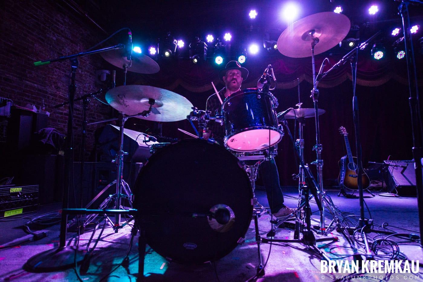 The White Buffalo @ Brooklyn Bowl, Brooklyn, NY - 12.10.17 (4)