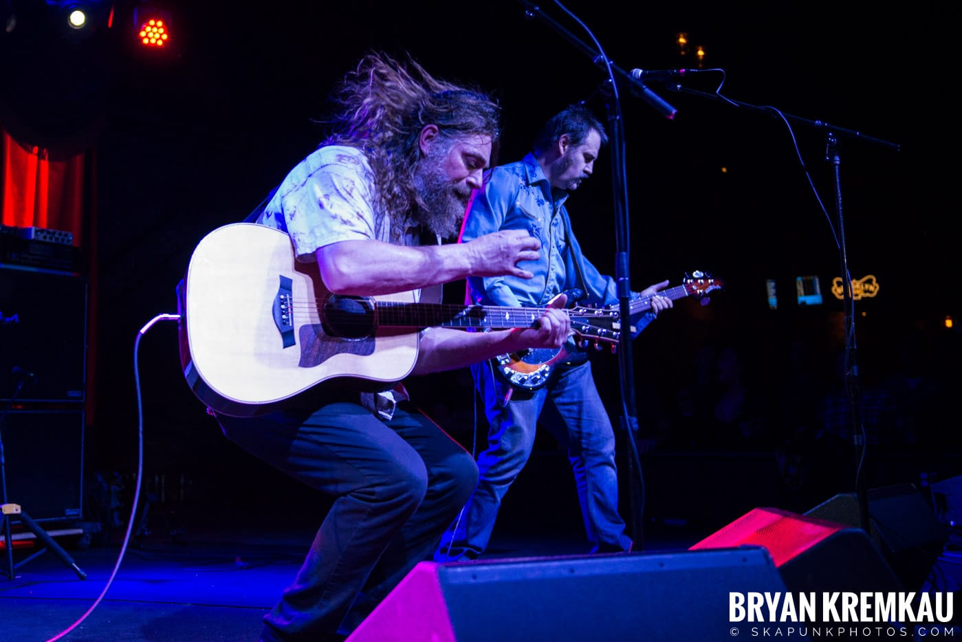 The White Buffalo @ Brooklyn Bowl, Brooklyn, NY - 12.10.17 (3)