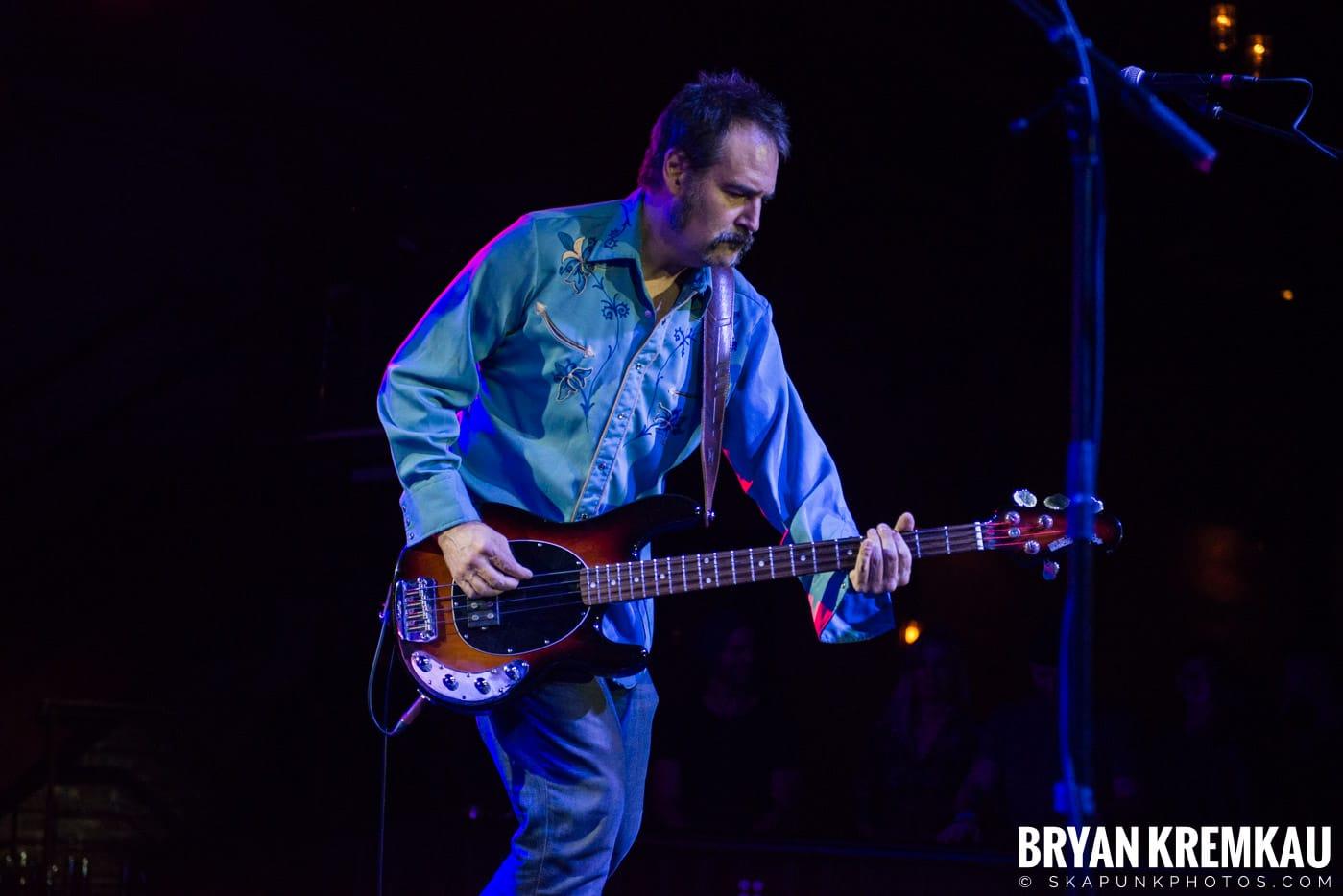 The White Buffalo @ Brooklyn Bowl, Brooklyn, NY - 12.10.17 (2)