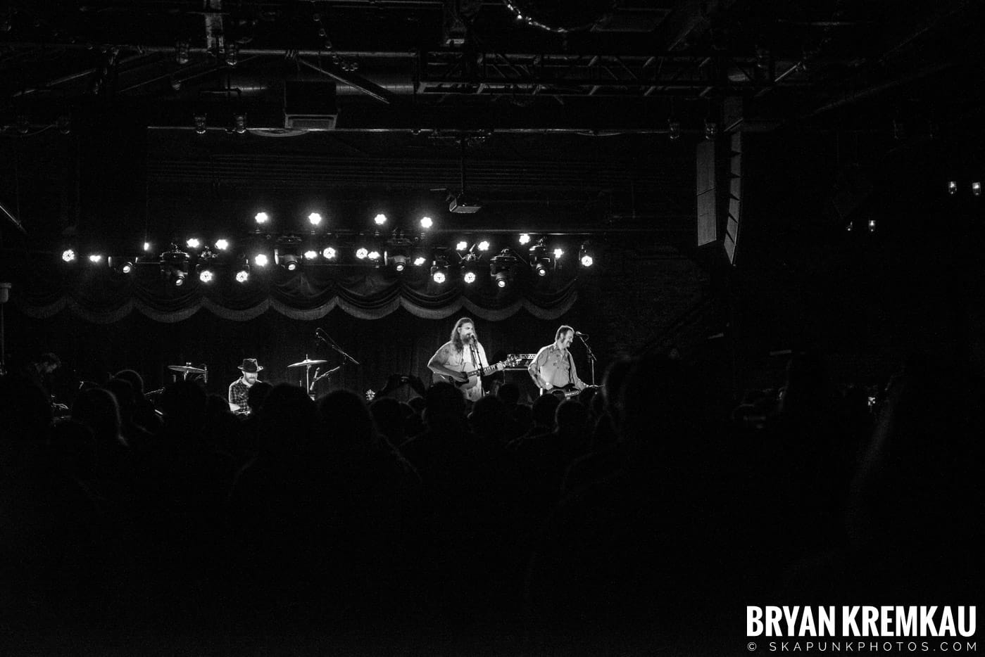 The White Buffalo @ Brooklyn Bowl, Brooklyn, NY - 12.10.17 (1)