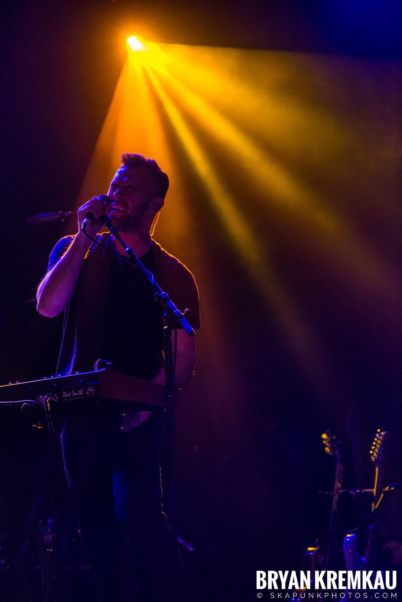 Andrew Belle @ Playstation Theater, NYC - 3.15.18 (6)