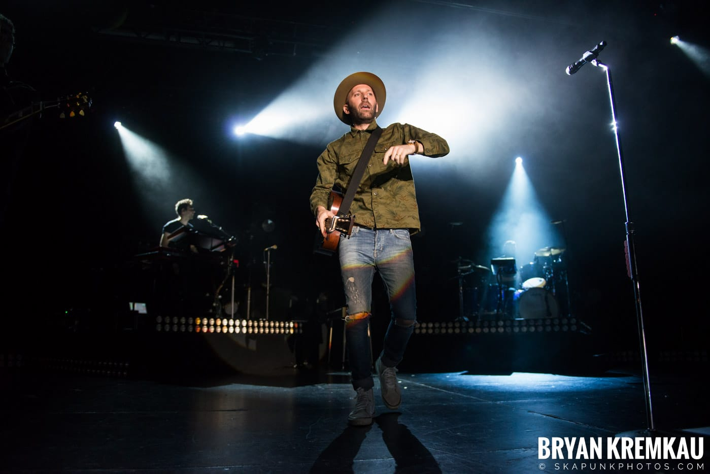 Mat Kearney @ Playstation Theater, NYC - 3.15.18 (57)