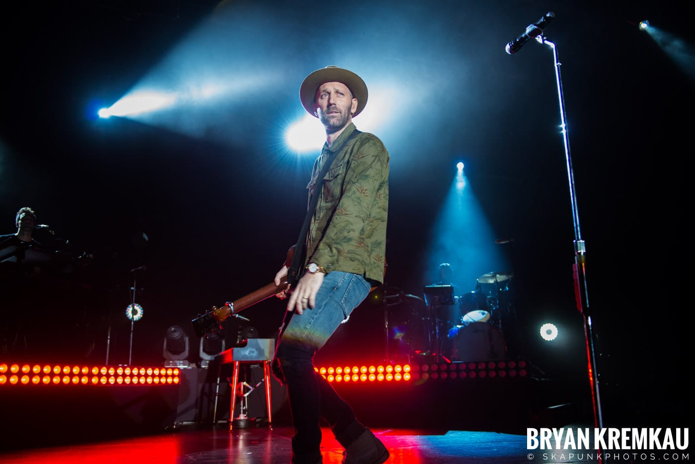 Mat Kearney @ Playstation Theater, NYC - 3.15.18 (56)