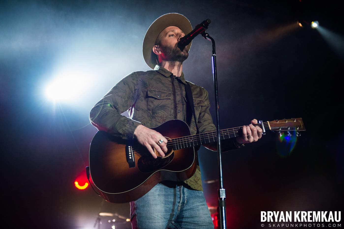 Mat Kearney @ Playstation Theater, NYC - 3.15.18 (53)