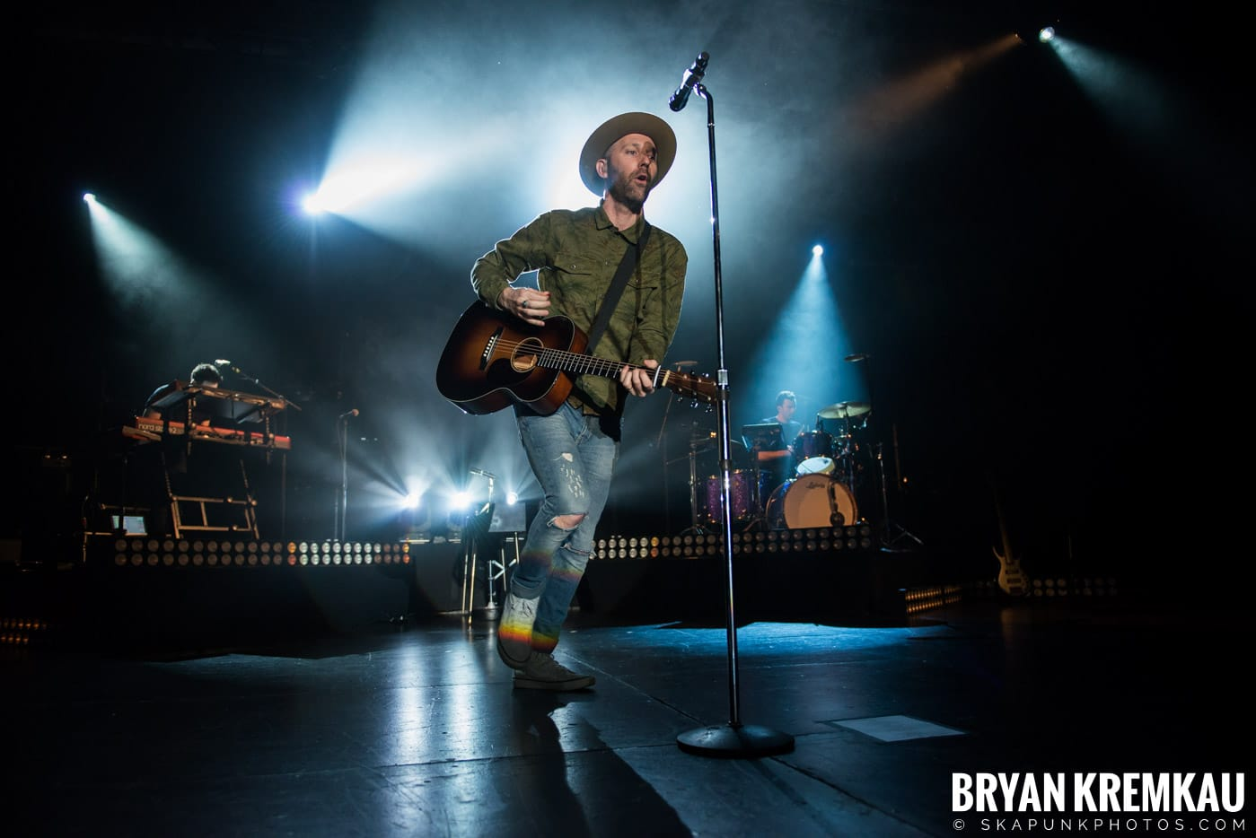 Mat Kearney @ Playstation Theater, NYC - 3.15.18 (43)
