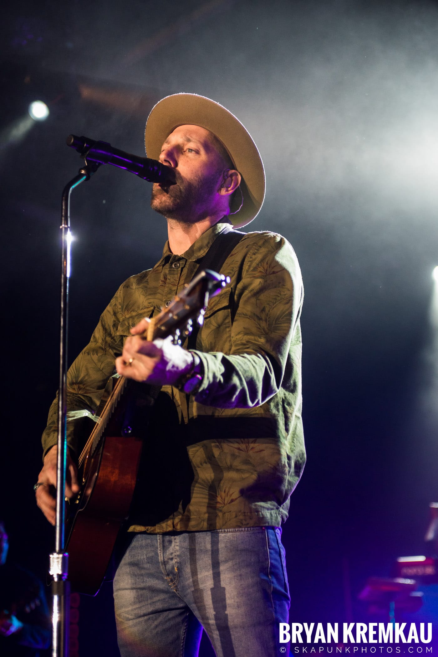 Mat Kearney @ Playstation Theater, NYC - 3.15.18 (37)