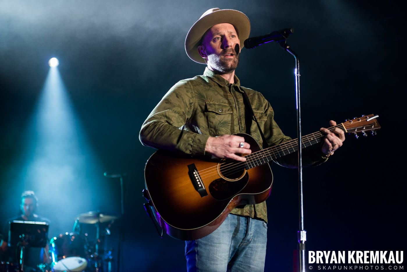 Mat Kearney @ Playstation Theater, NYC - 3.15.18 (28)