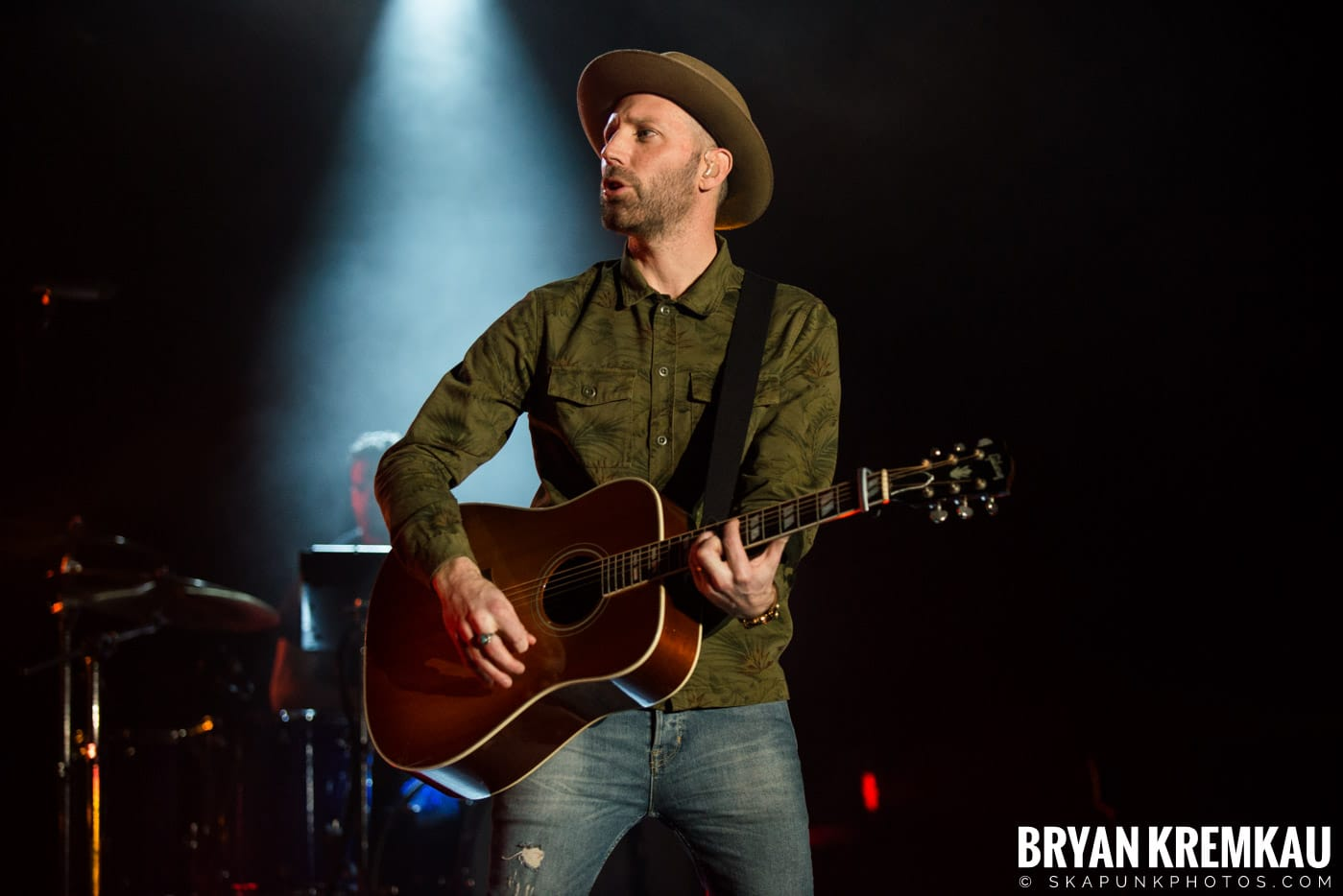 Mat Kearney @ Playstation Theater, NYC - 3.15.18 (23)