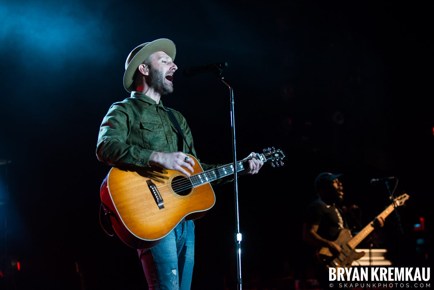 Mat Kearney @ Playstation Theater, NYC - 3.15.18 (22)