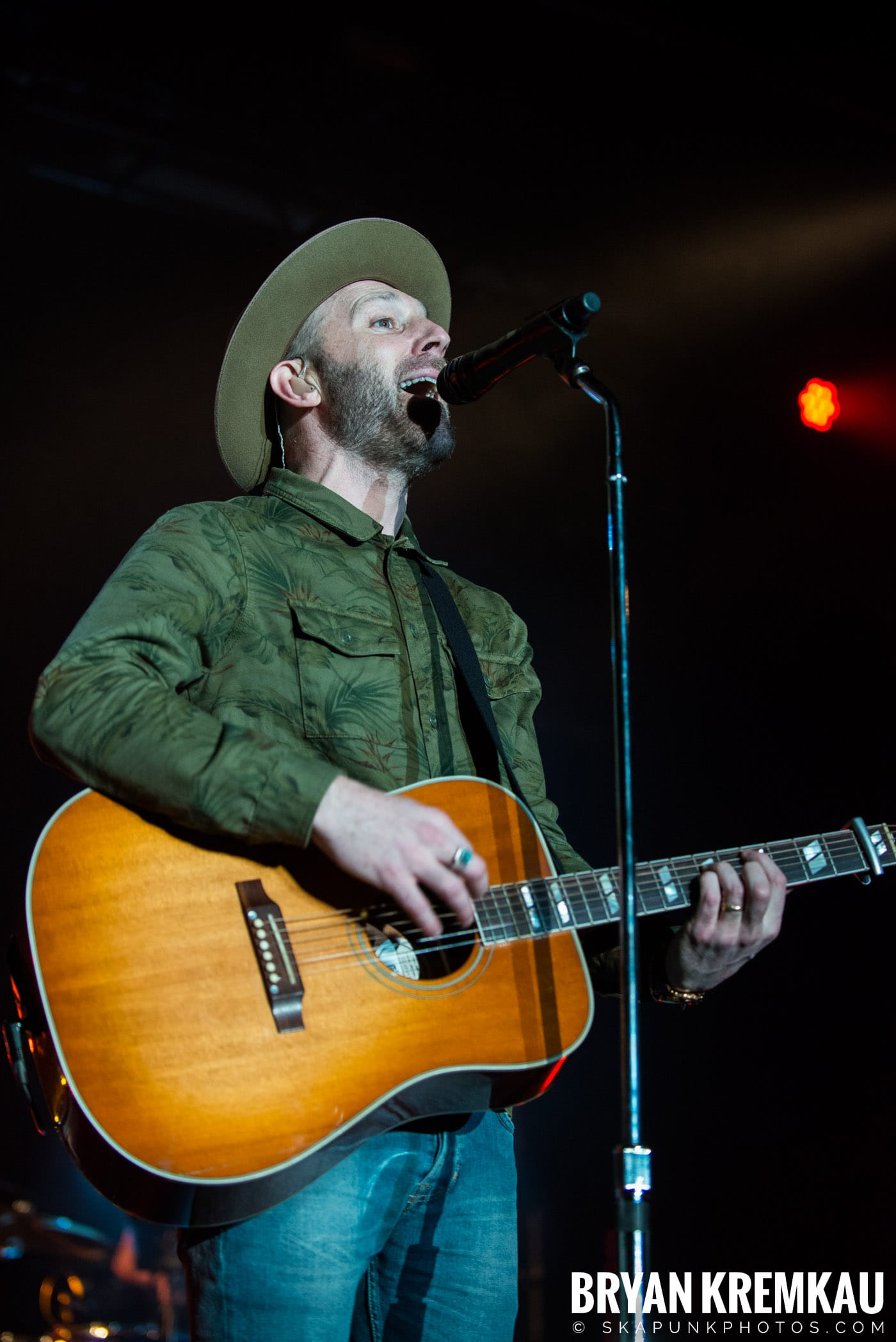 Mat Kearney @ Playstation Theater, NYC - 3.15.18 (11)