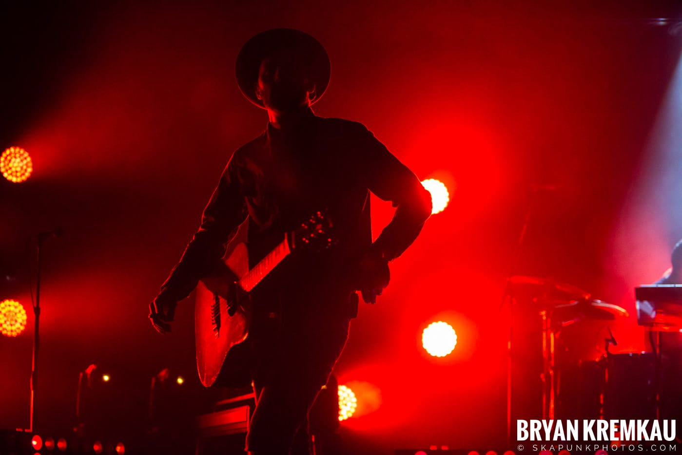 Mat Kearney @ Playstation Theater, NYC - 3.15.18 (9)