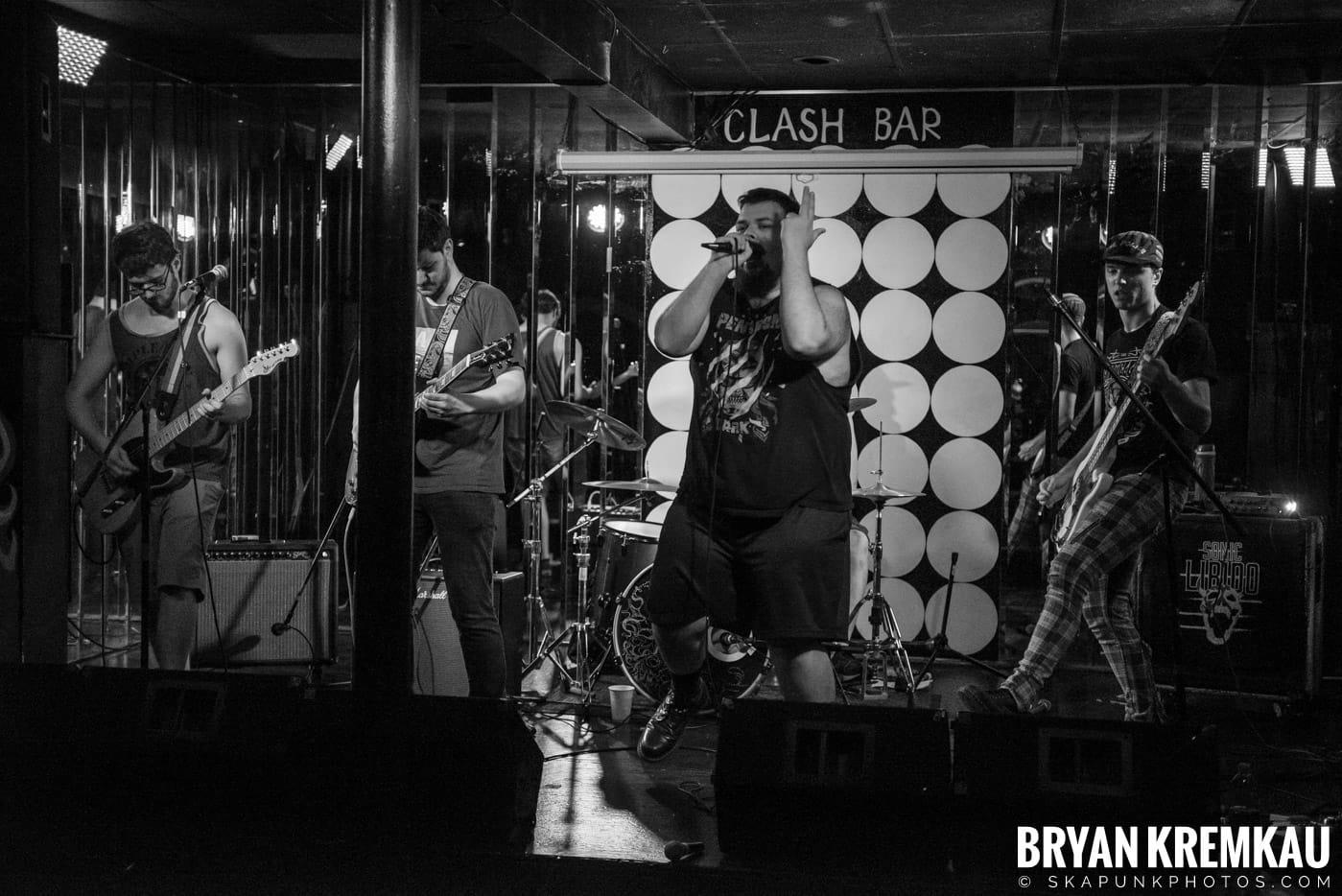 Sonic Libido @ Clash Bar, Clifton, NJ - 8.18.18 (16)