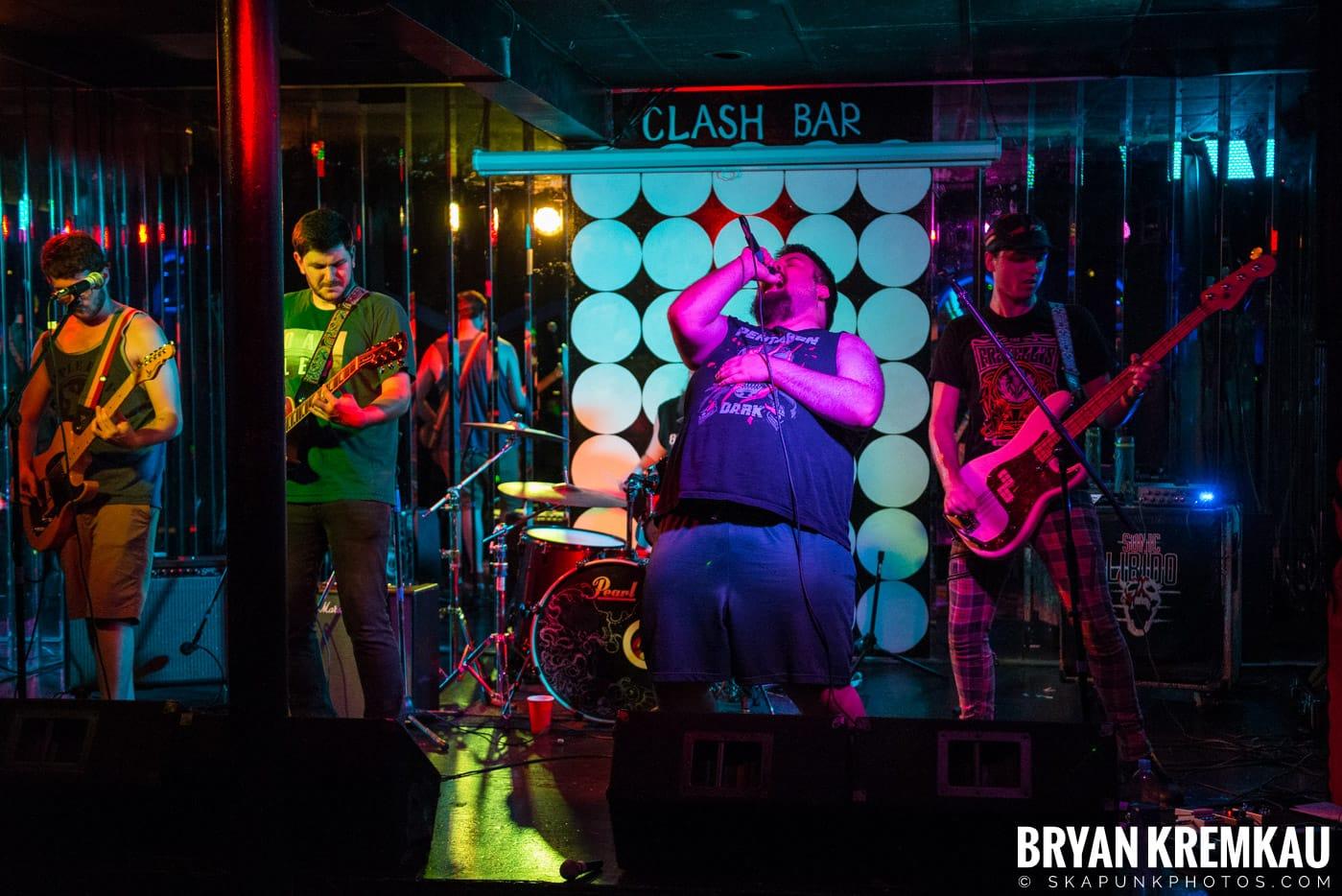 Sonic Libido @ Clash Bar, Clifton, NJ - 8.18.18 (13)