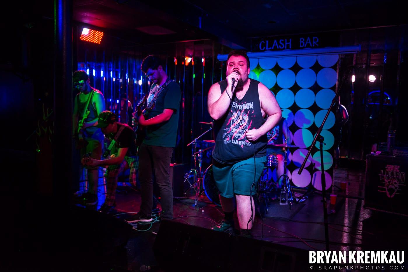 Sonic Libido @ Clash Bar, Clifton, NJ - 8.18.18 (11)