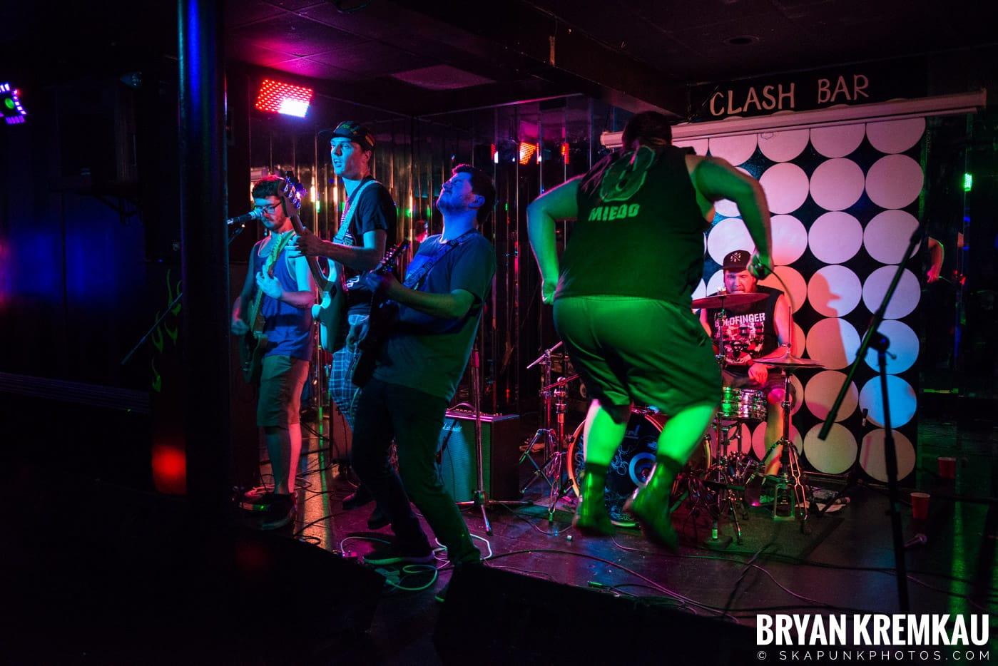 Sonic Libido @ Clash Bar, Clifton, NJ - 8.18.18 (9)